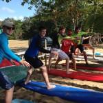 Rincon Surf Lessons.