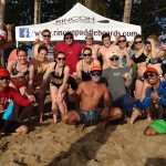 Group Surf Lessons in Rincon, Puerto Rico.