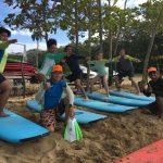 learn to surf in rincon puerto rico.
