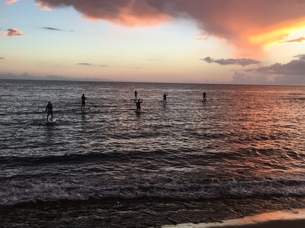 Rincon Sunset Paddle Tour
