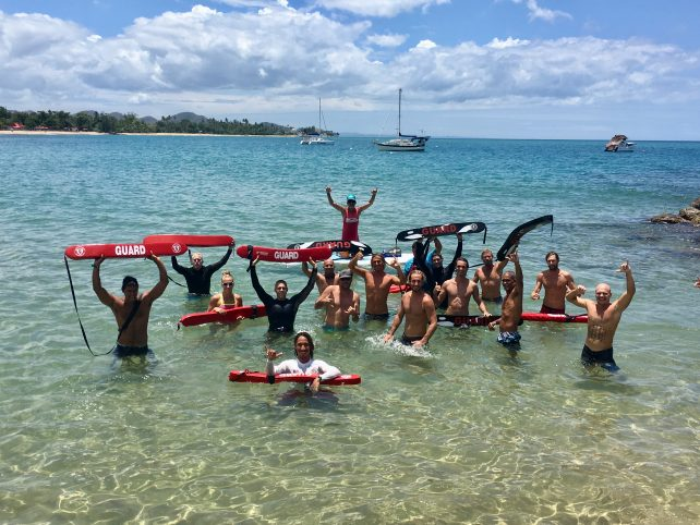 Lifeguard Training 2019 Rincon Paddleboards